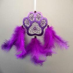 (T)lapač - malý fialový