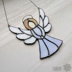 Andělka - světle modrá