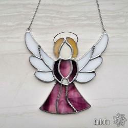 Andělka- fialová