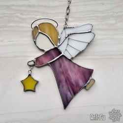 Andělíček s hvězdou